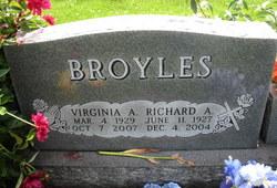 Virginia Alice <i>Chambers</i> Broyles