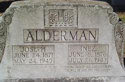 Inez Ellen <i>Futch</i> Alderman