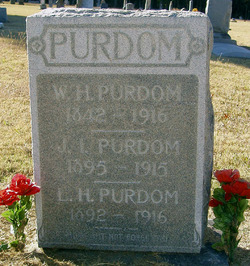 William Howard Billy Purdom