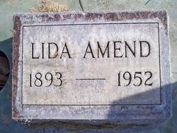 Lida Lee <i>Laughlin</i> Amend