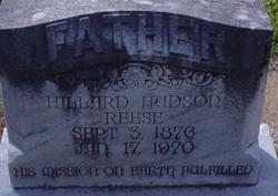 Hillard Hudson Reese