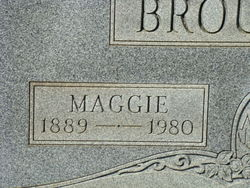 Mary Magdalene Maggie <i>Dillow</i> Broughton