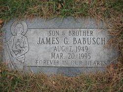 James G. Babusch, Jr