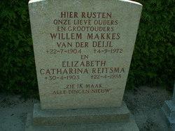 Elizabeth Catharina <i>Reitsma</i> Deijl