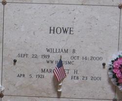 William B Howe