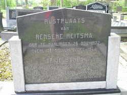 Rinske <i>Reitsma</i> Banda
