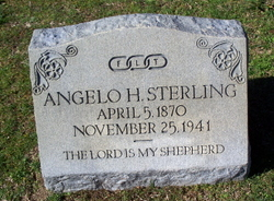 Angelo H Sterling