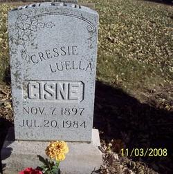 Cressie Luella Cisne