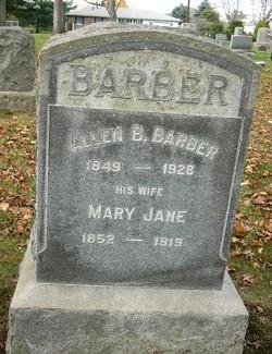 Allen B Barber