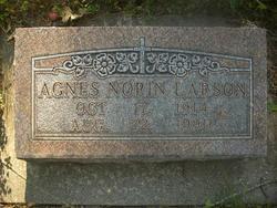 Agnes Norin Larson