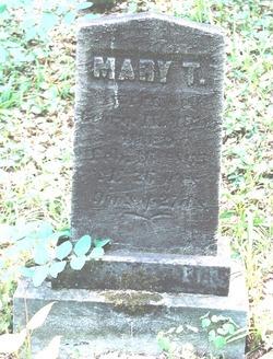 Mary <i>Tobey</i> Miller