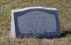Olena <i>Olson</i> Dahl