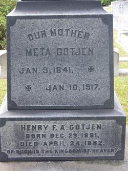 Henry F.A. Gotjen