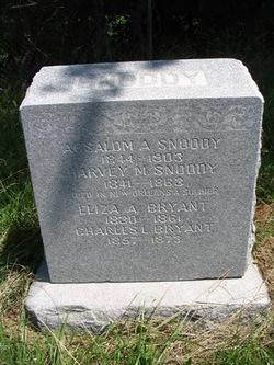 Elizabeth A. <i>Snoddy</i> Bryant