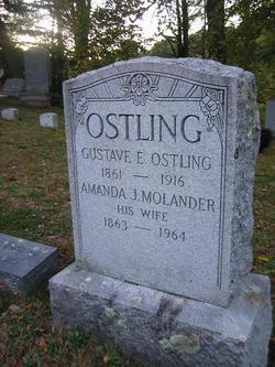 Gustav Eric Ostling