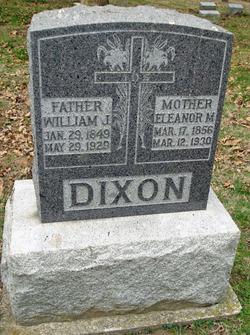 William Joseph Dixon