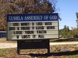 Kushla Assembly Of God Cemetery