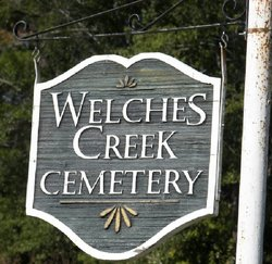 Welches Creek Cemetery