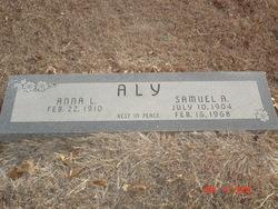 Samuel Alvin Aly