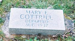 Mary Elizabeth <i>Brannon</i> Cottrill