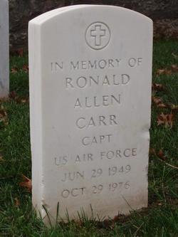 Ronald Allen Carr