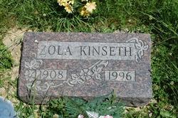 Zola Vera <i>Ward</i> Kinseth