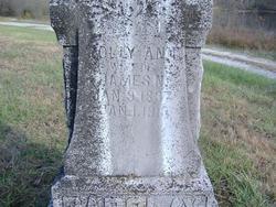 Margaret Ann Polly <i>Hart</i> Barclay