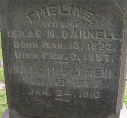 Isaac M Darnell