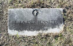 Ella Inez <i>Adams</i> Bennett
