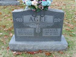 Irvin Tyree Agee