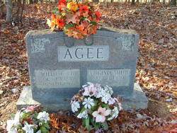 Willie Ford Agee