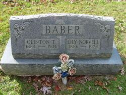 Clinton Timothy Baber