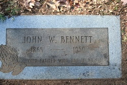 John Washington Bennett