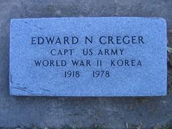 Edward Neal Creger