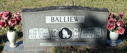 Camley V. <i>Red</i> Balliew