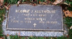 Robert J Aulthouse