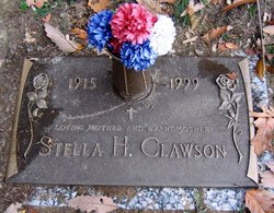 Stella H Clawson