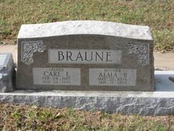 Carl E Braune