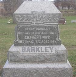 Henry Moses Barkley