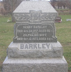 Zilpha Catherine <i>Moore</i> Barkley