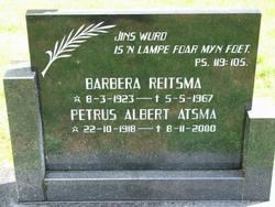 Barbera <i>Reitsma</i> Atsma