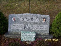 Doris <i>Bogue</i> Cushing
