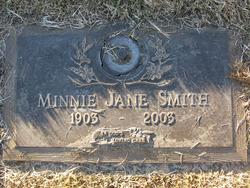 Minnie Jane <i>Nixdorf</i> Smith