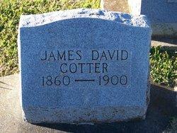James David Cotter