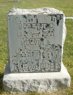 Melvin Lee Alexander