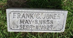Frank Graham Jones