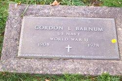 Gordon Lewis Barnum