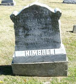 James A Kimbrel