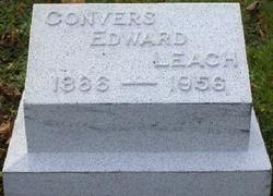 Convers Edward Ed Leach