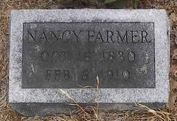 Nancy <i>Speer</i> Farmer